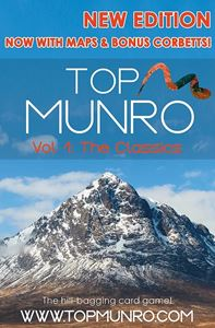 TOP MUNRO CARDS VOL 1: THE CLASSICS (2ND ED)