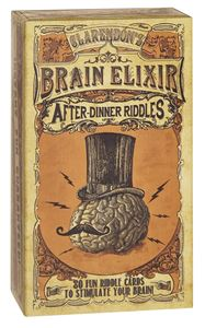 CLARENDONS BRAIN ELIXIR: AFTER DINNER RIDDLES