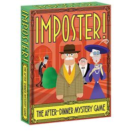 IMPOSTER (THE AFTER DINNER MYSTERY GAME)