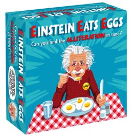 EINSTEIN EATS EGGS GAME