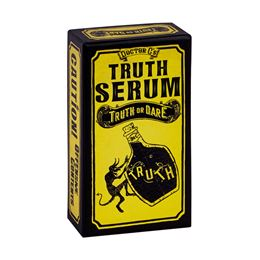 TRUTH SERUM: TRUTH OR DARE
