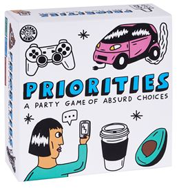PRIORITIES (A PARTY GAME OF ABSURD CHOICES)