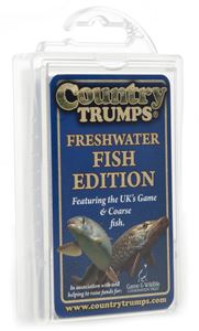 COUNTRY TRUMPS FRESHWATER FISH