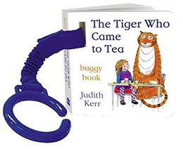 TIGER WHO CAME TO TEA BUGGY BOOK
