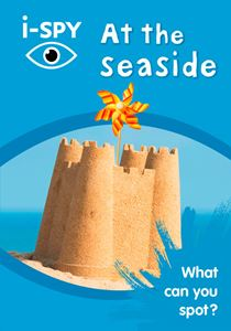 I SPY AT THE SEASIDE (NEW)