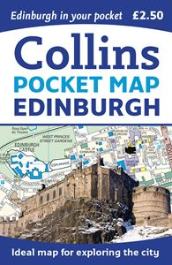 COLLINS POCKET MAP EDINBURGH