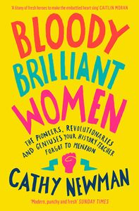 BLOODY BRILLIANT WOMEN (PB)