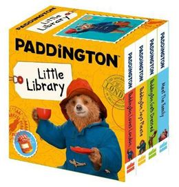 PADDINGTON LITTLE LIBRARY (FILM ED)