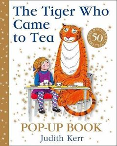 TIGER WHO CAME TO TEA (50TH ANNIVERSARY POP UP)