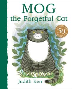 MOG THE FORGETFUL CAT (BOARD) (50TH ANNIVERSARY)