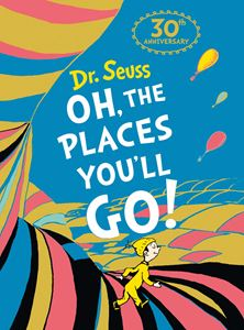 OH THE PLACES YOULL GO (30TH ANNIV MINI)