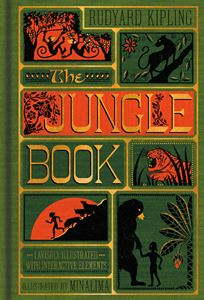 JUNGLE BOOK (MINALIMA / HARPER DESIGN)