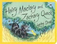 HAIRY MACLARY AND ZACHARY QUACK (BOARD