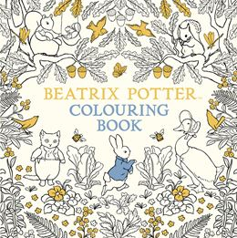 BEATRIX POTTER COLOURING BOOK