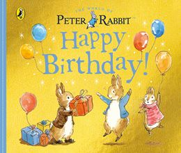 HAPPY BIRTHDAY (A PETER RABBIT TALE)
