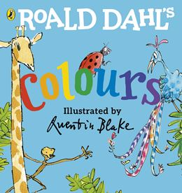 ROALD DAHLS COLOURS (BOARD)