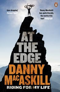 AT THE EDGE: RIDING FOR MY LIFE (PB)