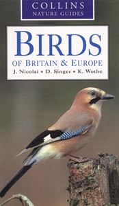 COLLINS NATURE GUIDE: BIRDS 2.99
