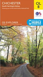 EXPLORER OL08: CHICHESTER SOUTH HARTING AND SELSEY