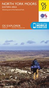 EXPLORER OL27: NORTH YORK MOORS EASTERN AREA
