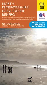 EXPLORER OL35: NORTH PEMBROKESHIRE