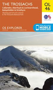 EXPLORER OL46: THE TROSSACHS