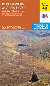 EXPLORER OL48: BEN LAWERS & GLEN LYON