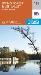 EXPLORER 174: EPPING FOREST AND LEE VALLEY