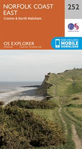 EXPLORER 252: NORFOLK COAST EAST