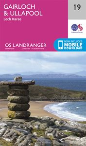 LANDRANGER 19: GAIRLOCH AND ULLAPOOL LOCH MAREE