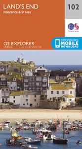 EXPLORER 102: LANDS END (NEW)