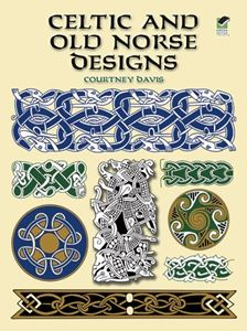 CELTIC AND OLD NORSE DESIGNS (DOVER)