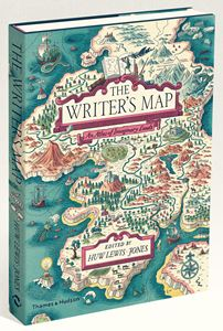 WRITERS MAP: AN ATLAS OF IMAGINARY LANDS
