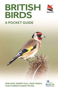 BRITISH BIRDS: A POCKET GUIDE (WILD GUIDES)