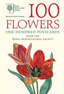 100 FLOWERS POSTCARDS (RHS)