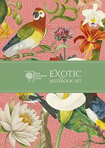 RHS EXOTIC NOTEBOOK SET