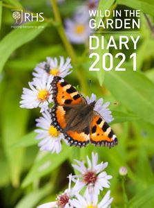 RHS WILD IN THE GARDEN DESK DIARY 2021