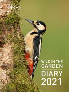 RHS WILD IN THE GARDEN POCKET DIARY 2021