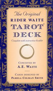 ORIGINAL RIDER WAITE TAROT DECK