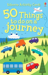 50 THINGS TO DO ON A JOURNEY (ACTIVITY CARDS)