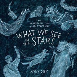 WHAT WE SEE IN THE STARS (BOOK)
