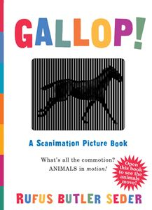 GALLOP (SCANIMATION PICTURE BOOK)