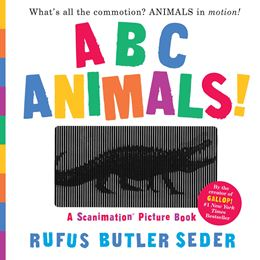 ABC ANIMALS (SCANIMATION BOOK)