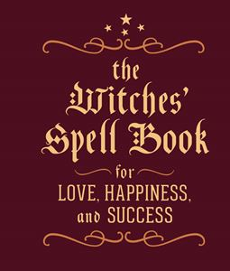 WITCHES SPELL BOOK (MINI)