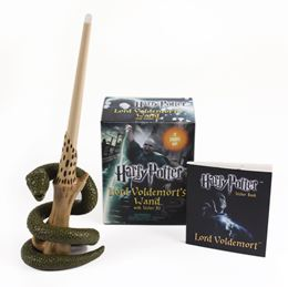 HARRY POTTER LORD VOLDEMORTS WAND KIT