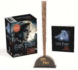 HARRY POTTER HERMIONES WAND KIT