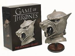 GAME OF THRONES: HOUNDS HELMET MINI KIT