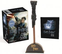 HARRY POTTER WIZARDS WAND KIT