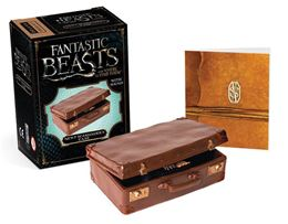 FANTASTIC BEASTS AND WHERE TO FIND THEM: NEWT SCAMANDER CASE