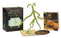 FANTASTIC BEASTS BENDABLE BOWTRUCKLE MINI KIT